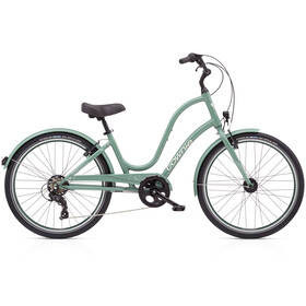 "Electra Townie 7D EQ 26"" Damer, palm"